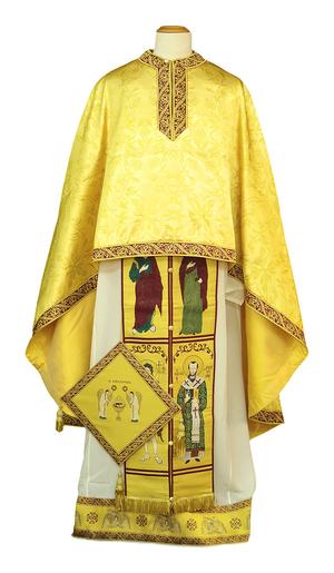 Greek Priest vestments - The Great Archpriest