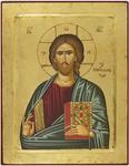 Icon: Christ the Pantocrator - 31