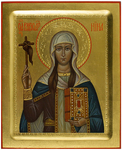 Icon: Holy Nina Equal-to-the-Apostles - PS1