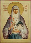 Icon: Holy Martyr Great Princess Elizabeth - G1