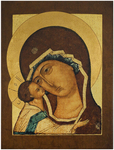 Icon: Most Holy Theotokos of Igor - G1