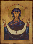 Icon: Protection of the Most Holy Theotokos - PB501