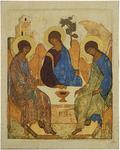 Icon: Holy Trinity - T01