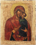 Icon of the Most Holy Theotokos of Tolg - BTL621