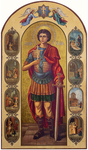 Icon: Holy Martyr Varus - MU68