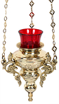 Vigil lamps: Oil lamp - 273