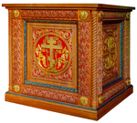 Holy table vestments - 3N