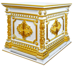 Holy table vestments - 2G