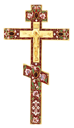 Blessing cross no. 2c