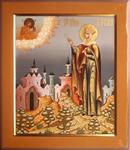 Icon: Holy Great Martyr Barbara - B2
