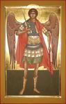 Icon: Holy Archangel Michael - B