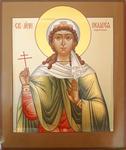 Icon: Holy Martyr Pelagia of Tarsus - B