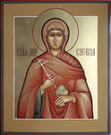 Icon: Holy Martyr Sousanna - B