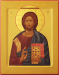 Icon: Christ Pantocrator - I