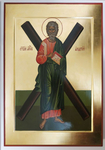 Icon: Holy Apostle Andrew - I