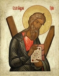 Icon: Holy Apostle Andrew the First-called - AA01