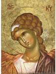 Icon: Holy Angel of the Lord - AG03