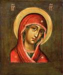 Icon: the Most Holy Theotokos - B22