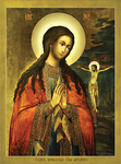 Icon of the Most Holy Theotokos of Akhtyrsk - BA12