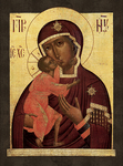 Icon of the Most Holy Theotokos of Theodorov - BF02