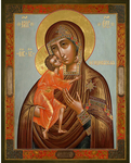 Icon of the Most Holy Theotokos of Theodorov - BF41