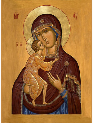 Icon of the Most Holy Theotokos of Theodorov - BF601