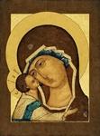 Icon of the Most Holy Theotokos of Igor - BI10