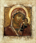 Icon of the Most Holy Theotokos of Kazan' - BK05