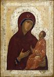 Icon: the Most Holy Theotokos Hodigitria - BKB53