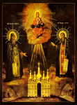 Icon of the Most Holy Theotokos of the Kievan Caves - BKP01