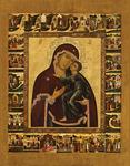 Icon of the Most Holy Theotokos of Tolga - BTL623