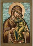 Icon of the Most Holy Theotokos of Tolga - BTL624
