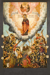 Icon of the Most Holy Theotokos the Joy of All Who Sorrow - BVS01