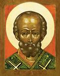 Icon: St. Nicholas the Wonderworker - NCH06
