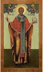 Icon: St. Nicholas the Wonderworker - NCH341