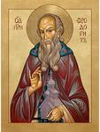 Icon: Holy Venerable Theodorite of Kola - PFK37