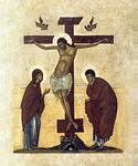 Icon: Crucifixion of the Lord - R01