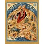 Icon: Nativity of Christ - RX38