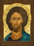 Icon: Christ Pantocrator - S10