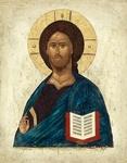 Icon: Christ Pantocrator - S11