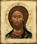 Icon: Christ Pantocrator - S21