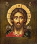 Icon: Christ Pantocrator - S22
