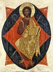 Icon: Christ in Majesty - S25