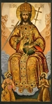 Icon: Christ the King of Kings - S26