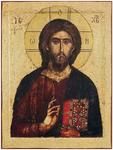 Icon: Christ Pantocrator - S29