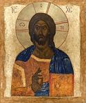 Icon: Christ Pantocrator (of Nikolo-Golutvin) - S34