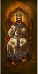 Icon: Christ Pantocrator - S45