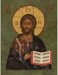 Icon: Christ Pantocrator - S57