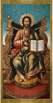 Icon: Christ Pantocrator - S58