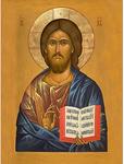 Icon: Christ Pantocrator - S601